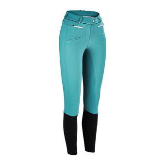 Horse Pilot X BALANCE II - Pantalón mujer emerald