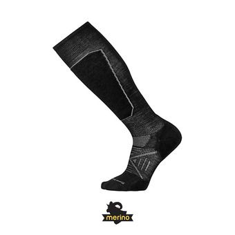 Calcetines de esquí PHD SKI LIGHT ELITE black