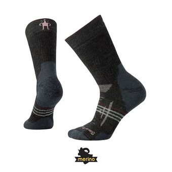 Calcetines mujer PHD OUTDOOR HEAVY CREW charcoal