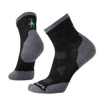 Smartwool PHD RUN COLD WEATHER - Chaussettes Femme black