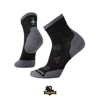 Smartwool PHD RUN COLD WEATHER CREW - Calcetines mujer black
