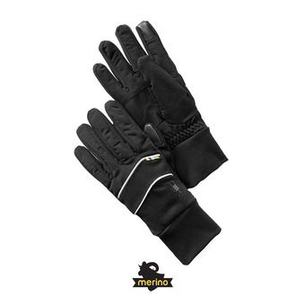 Smartwool PHD TRAINING - Gants black