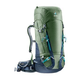 Deuter GUIDE 45+8L - Backpack - khaki/navy blue