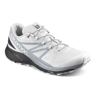 Zapatillas de trail mujer SENSE RIDE white/gy/pearl blue