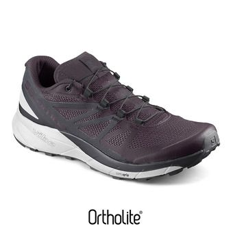 Chaussures trail femme SENSE RIDE potent purple/wh/gy