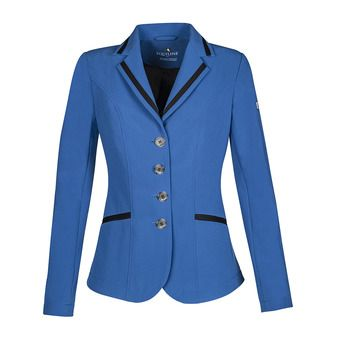 Equiline MILLY - Veste concours Femme blue