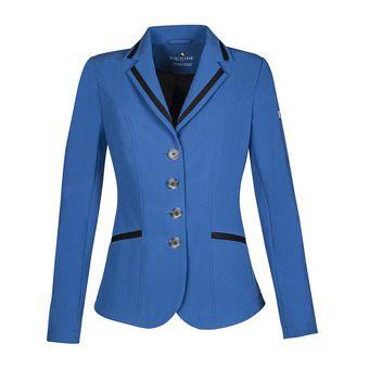 Veste de concours femme MILLY blue