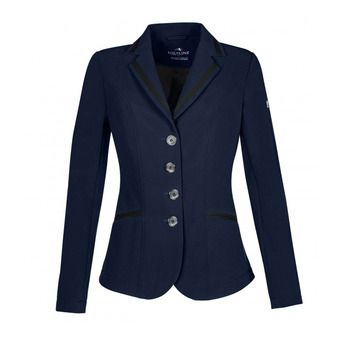 Equiline MILLY - Veste concours Femme blue