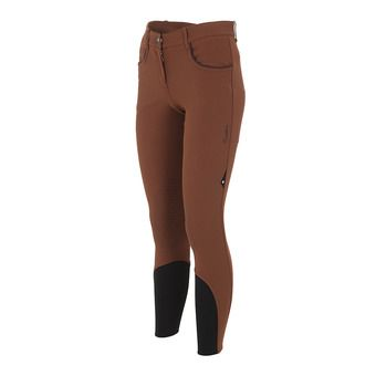 Equiline PRISCA - Pantalon siliconé Femme mustang