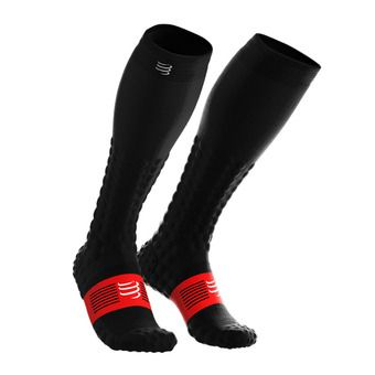 Compressport FULL DETOX RECOVERY - Calcetines black