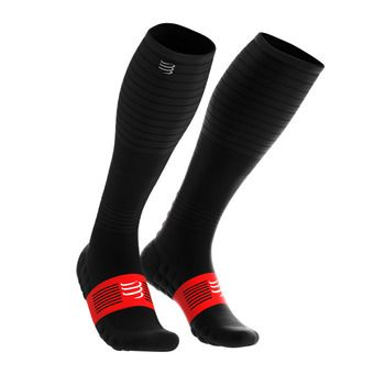 Compressport FULL OXYGEN - Socks - black