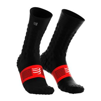 Compressport PRORACING V3.0 WINTER RUN - Chaussettes noir