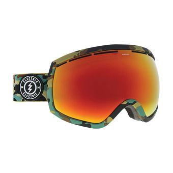 Masque de ski EG2 camo/brose-red chrome