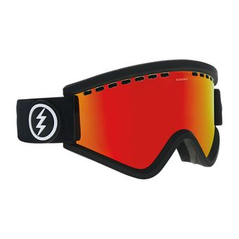 Gafas de esquí EGV matte black/brose-red chrome