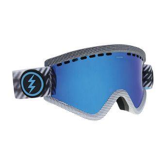 Gafas de esquí EGV mist/brose-blue chrome