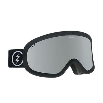 Electric CHARGER - Gafas de esquí matte black/brose silver chrome