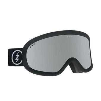 Masque de ski CHARGER matte black/brose-silver chrome