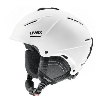 Uvex P1US 2.0 - Casque ski white mat
