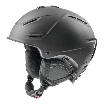 Uvex P1US 2.0 - Casco de esquí black met mat