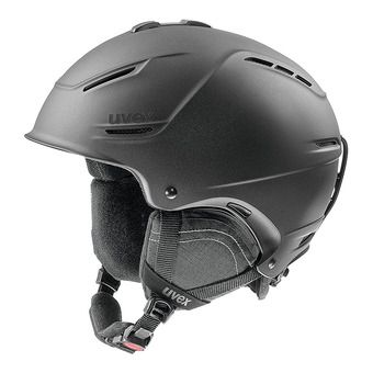 Uvex P1US 2.0 - Casque ski black met mat