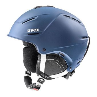 Uvex P1US 2.0 - Casco de esquí navyblue mat