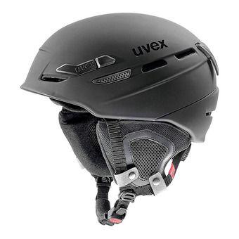 Uvex P.8000 TOUR - Casque ski black mat