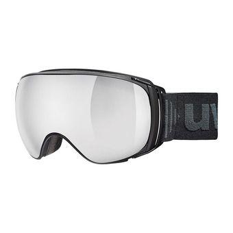 Masque de ski SPORTIV FM black/litemirror silver/clear