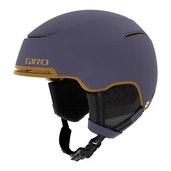 Casque JACKSON MIPS New Unisexe MATTE MIDNIGHT/BRONZE PEAK