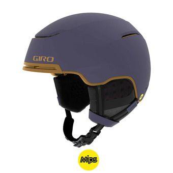 Casco JACKSON MIPS NEW matte midnight/bronze peak