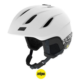 Giro NINE MIPS - Casco de esquí matte light grey