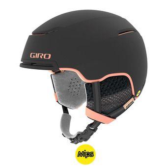 Giro TERRA MIPS - Casque ski Femme matte black/peach