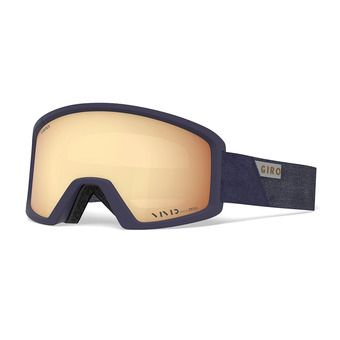 Gafas de esquí BLOK midnight peak - vivid cooper
