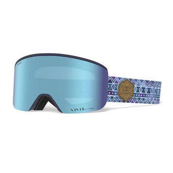 Masque femme ELLA blue tile - vivid royal/infrared