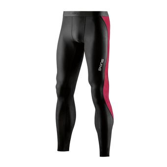 Skins DNAMIC ACE - Mallas hombre black/red