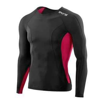 Skins DNAMIC ACE - Maillot Homme black/red