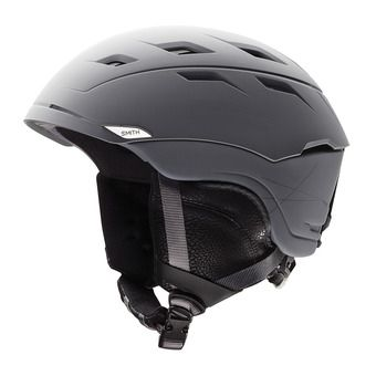 Smith SEQUEL - Casque ski matte charcoal