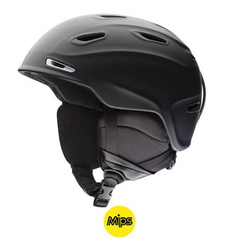 Smith ASPECT MIPS - Casco da sci matte black