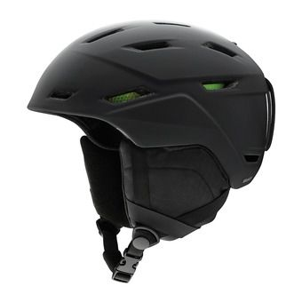 Smith MISSION - Casco de esquí matte black