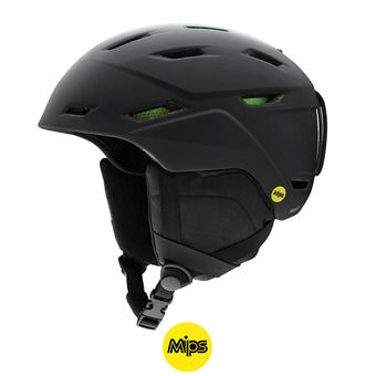 Casco MISSION MIPS matte black