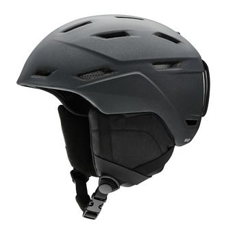 Smith MIRAGE - Casque ski matte black pearl