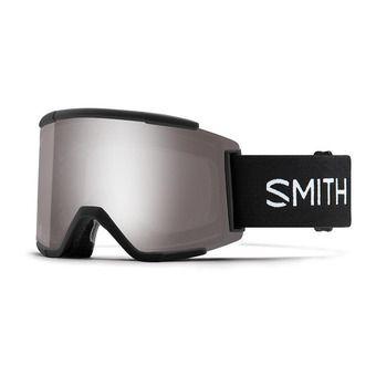 Masque de ski SQUAD black/chromapop sun platinium mirror + yellow
