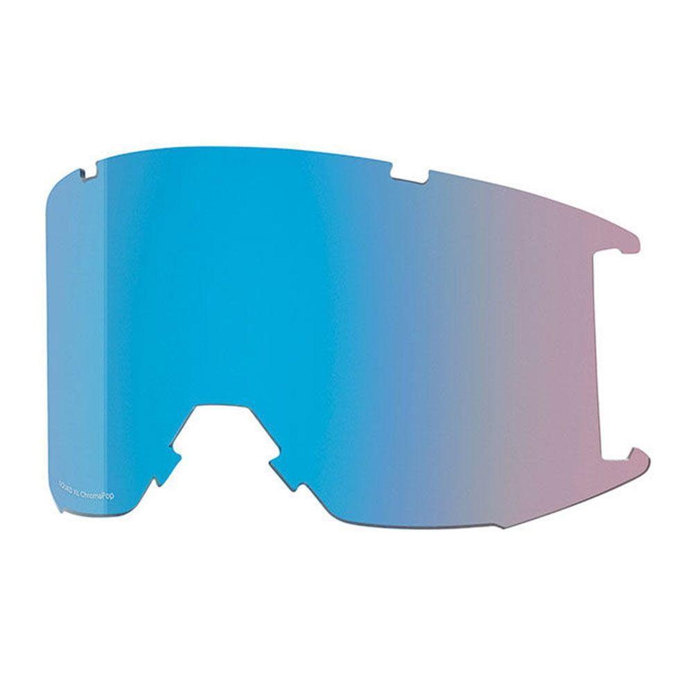 e1f8446693b20 ... Masque de ski SQUAD XL blackout chromapop sun black + chromapop storm  rose flash