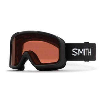 Smith PROJECT - Ski Goggles - black/rc36 rose