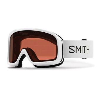 Smith PROJECT - Ski Goggles - white/rc36 rose