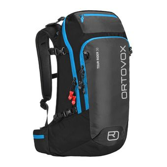 Sac à dos TOUR RIDER 30L black anthracite