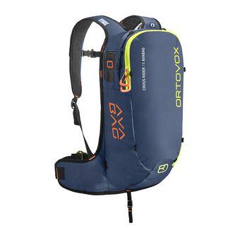 Sac à dos CROSS RIDER 18L night blue + kit airbag AVABAG-UNIT