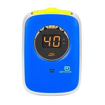Ortovox ZOOM+ - Detector de víctimas de avalancha blue ocean