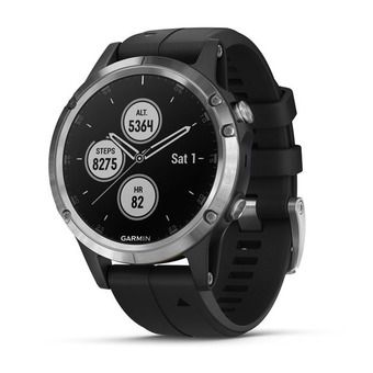 Garmin FENIX 5 PLUS - Watch - black