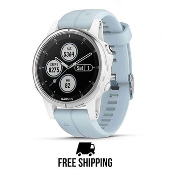 Garmin FENIX 5S PLUS - Reloj white