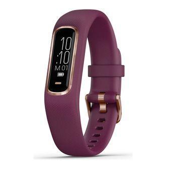 Garmin VIVOSMART 4 - Activity Tracker Bracelet - plum